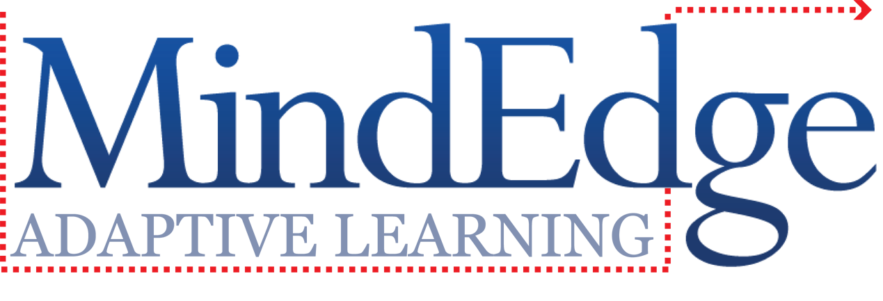 MindEdge adaptive learning logo